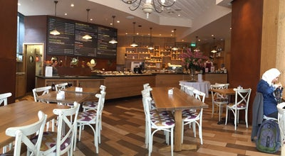 Photo of Cafe Madeleine Fine Foods and Coffee at Birmingham B1 1RS, United Kingdom