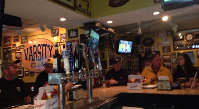Photo of Bar Varsity Club Sports Tavern at 910 Willowdale Rd, Morgantown, WV 26505, United States