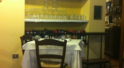 Photo of Diner Osteria dello Zingaro at Borgo Del Correggio 58, Parma, Italy