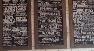 Photo of Vegetarian / Vegan Restaurant The Harvest Bar Superfood Cafe at 15030 Ventura Blvd, Sherman Oaks, CA 91403, United States