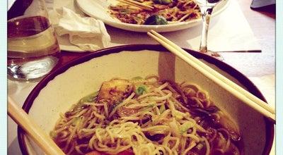 Photo of Asian Restaurant Wagamama at 77-81 Goodramgate, York YO1 7LS, United Kingdom
