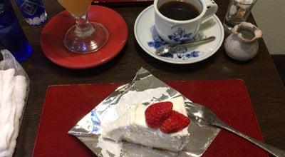 Photo of Cafe カフェ・ド・梵 at 帯屋町1-14-33, 高知市 780-0841, Japan