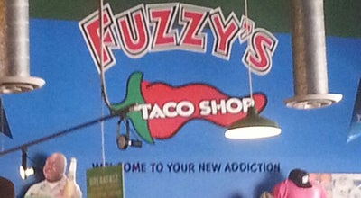 Photo of Taco Place Fuzzy's Taco Shop at 791 N Highway 77, Waxahachie, TX 75165, United States