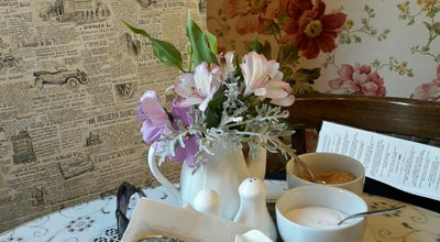 Photo of Tea Room Clarinda's at 69 Cannongate, City of Edinburgh EH8 8BZ, United Kingdom