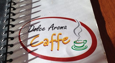 Photo of Cafe Dolce Aroma Café at Rua Treze De Maio, Lençóis Paulista 18683, Brazil