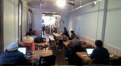 Photo of Coffee Shop The Breukelen Coffee House at 764a Franklin Ave, Brooklyn, NY 11238, United States