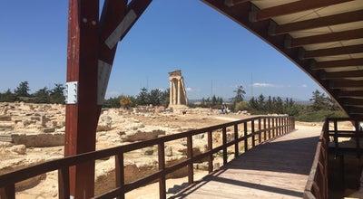 Photo of Historic Site Temple Of Apollo at The Sanctuary Of Apollo Hylates, Episkopi, Cyprus