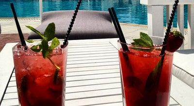 Photo of Pool Ocean Club at Οδυσσέα Ελύτη 1, Συκιές 565 33, Greece