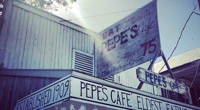 Photo of American Restaurant Pepe's Cafe at 806 Caroline St, Key West, FL 33040, United States