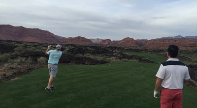 Photo of Golf Course Entrada at Snow Canyon Golf Course at 2511 West Entrada Trail, St. George, UT 84770, United States