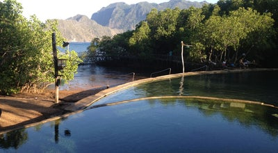 Photo of Hot Spring Maquinit Hot Springs at Coron, Philippines