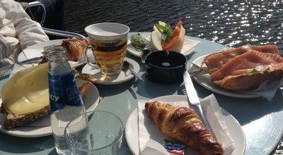 Photo of Cafe Café de Jaren at Nieuwe Doelenstraat 20-22, Amsterdam 1012 CP, Netherlands