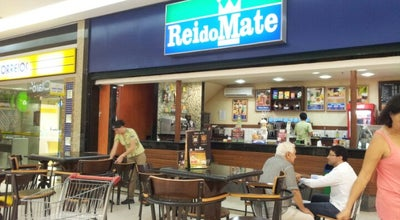 Photo of Cafe Rei do Mate at Shopping Conquista Sul, Vitória da Conquista 45055-900, Brazil