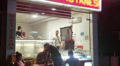 Photo of Dessert Shop Beşik pastanesi II at Çolaklı Mah.inönü Caddesi No:130 Akcaabat/trabzon, Turkey
