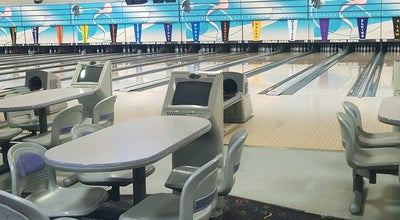 Photo of Bowling Alley Sterling Bowl at 11216 E Us Highway 24, Sugar Creek, MO 64054, United States