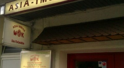 Photo of Asian Restaurant Asia Imbiss Wok at Stuttgarter Str. 86, Bietigheim-Bissingen 74321, Germany