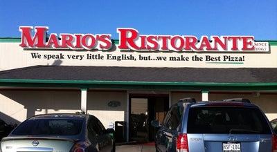 Photo of Italian Restaurant Mario's Italian Ristorante at 2202 61st St, Galveston, TX 77551, United States