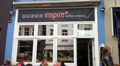 Photo of Coffee Shop Inspire Coffee Company at Veemarktstraat 4, Breda 4811 ZE, Netherlands