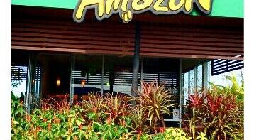 Photo of Coffee Shop Café Amazon (คาเฟ่ อเมซอน) at Ptt Bann Pai, Mueang Chachoengsao 24000, Thailand