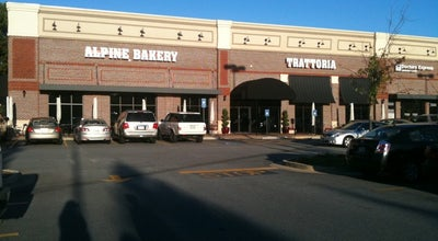 Photo of Bakery Alpine Bakery and Trattoria at 12315 Crabapple Rd, Alpharetta, GA 30004, United States