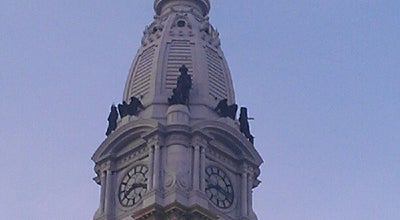 Photo of Scenic Lookout City Hall Tower at Broad St And Market St, Philadelphia, PA 19107, United States