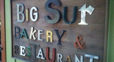Photo of American Restaurant Big Sur Bakery & Restaurant at 47540 California 1, Big Sur, CA 93920, United States