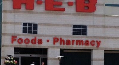 Photo of Supermarket H-E-B at 18140 San Pedro Ave, San Antonio, TX 78232, United States