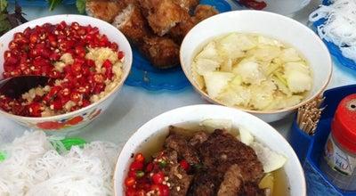 Photo of Ramen / Noodle House Bún Chả Đắc Kim at 1 Hàng Mành, Hoàn Kiếm, Vietnam