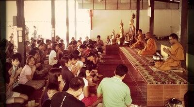 Photo of Buddhist Temple วัดโพสพผลเจริญ (Wat Phosopphoncharoen) at ถ.ลำลูกกา, Lam Luk Ka 12130, Thailand