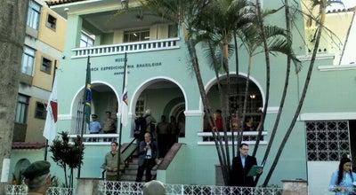 Photo of History Museum Museu da Força Expedicionária Brasileira at Avenida Francisco Sales, 199, Belo Horizonte 30150-220, Brazil