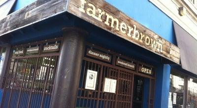 Photo of Southern / Soul Food Restaurant Farmer Brown at 25 Mason St, San Francisco, CA 94102, United States