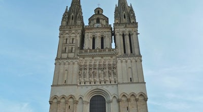 Photo of Church Cathédrale Saint-Maurice at 4 Rue Saint-christophe, Angers 49000, France
