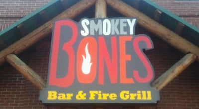 Photo of BBQ Joint Smokey Bones at 2074 Interchange Rd, Erie, PA 16565, United States