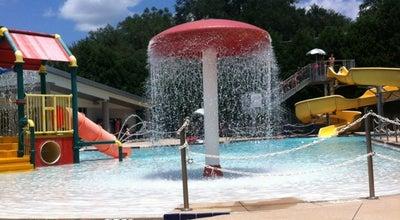 Photo of Pool Trousdell Aquatics Center at 298 John Knox Rd, Tallahassee, FL 32303, United States