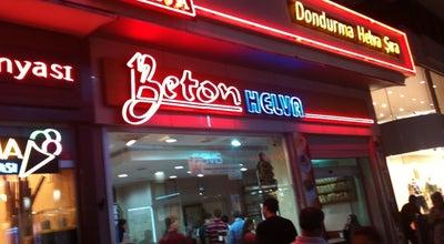 Photo of Ice Cream Shop Beton Helva & Dondurma at Uzun Sokak No:13a, Trabzon 61000, Turkey