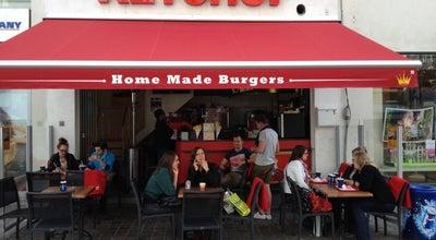 Photo of Burger Joint Ketchup at Hoornstraat 1, Gent 9000, Belgium