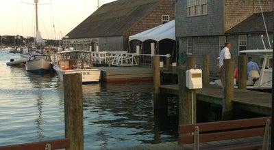 Photo of Harbor / Marina Edgartown Yacht Club at 1 Dock St, Edgartown, MA 02539, United States