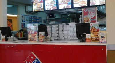 Photo of Pizza Place Domino's Pizza at Jalan Raya Pajajaran No. E 59, Bogor 16143, Indonesia
