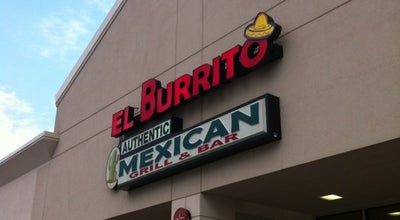 Photo of Mexican Restaurant El Burrito Loco at 4499 Ivanrest Ave Sw, Grandville, MI 49418, United States