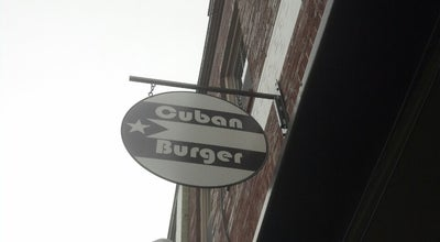 Photo of Cuban Restaurant Cuban Burger at 70 W Water St, Harrisonburg, VA 22801, United States