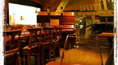 Photo of Italian Restaurant Osteria Trani at Via Cattedrale 12, Lugano, Switzerland