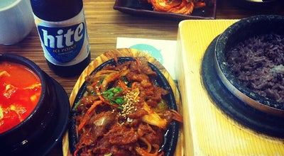Photo of Korean Restaurant Tofu Village 두부마을 豆腐村 at 681 Bloor St. W, Toronto, ON M6G 1L2, Canada