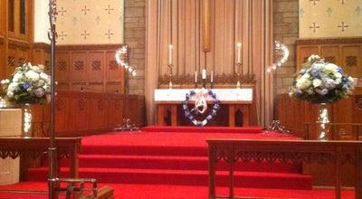 Photo of Church Wesley United Methodist Church at 503 N High St, Morgantown, WV 26505, United States