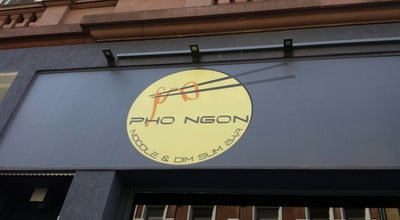 Photo of Vietnamese Restaurant Pho Ngon at Moselstrasse 25, Frankfurt am Main 60329, Germany