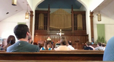 Photo of Church First Church Somerville at 89 College Ave, Somerville, MA 02144, United States