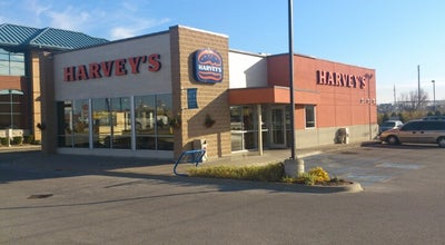 Photo of Burger Joint Harvey's at 1289 London Rd., Sarnia, ON N7S 1P5, Canada