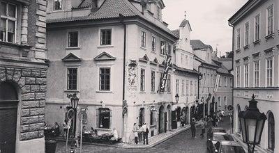 Photo of Hotel Hotel U Tří Pštrosů at Dražického Náměstí 12, Praha 118 00, Czech Republic