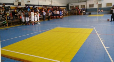 Photo of Basketball Court Gimnasio Universitario Centro UABJO at Mexico