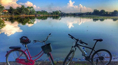 Photo of Lake Setu Cilodong at Cilodong, Depok, Indonesia