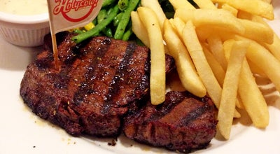 Photo of Steakhouse Holycow! Steakhouse at Jl. Pengayoman, Komp. Edelweis Blok A5/9, Makassar, Indonesia
